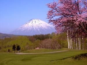 ルスツリゾートゴルフ72ウッドコース3